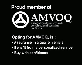 AMVOQ certified dealer